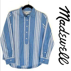 Madewell • Cotton button down shirt